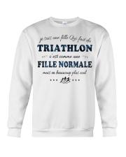 Fille Normale - Trithlon Crewneck Sweatshirt thumbnail