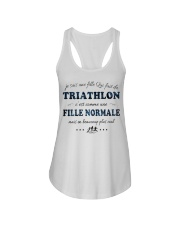 Fille Normale - Trithlon Ladies Flowy Tank thumbnail