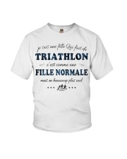 Fille Normale - Trithlon Youth T-Shirt thumbnail