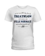 Fille Normale - Trithlon Ladies T-Shirt thumbnail