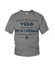 Fille Normale - Velo GR Youth T-Shirt thumbnail