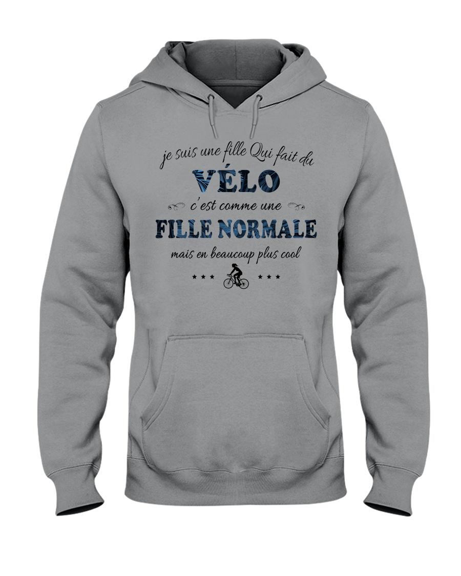 Fille Normale - Velo GR Hooded Sweatshirt