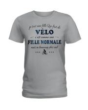 Fille Normale - Velo GR Ladies T-Shirt thumbnail