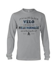 Fille Normale - Velo GR Long Sleeve Tee thumbnail