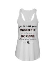 Boxeuse - Je ne Suis Pas Parfaite Ladies Flowy Tank thumbnail
