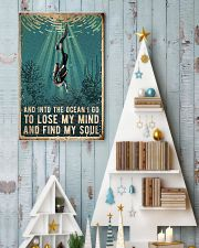 Scuba Diving - Into The Ocean I Go 0012 24x36 Poster lifestyle-holiday-poster-2