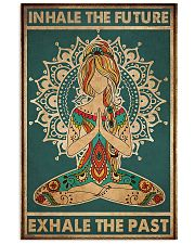 Yoga Woman Poster 0041-9992-0000 11x17 Poster front
