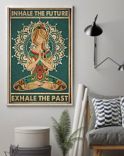 Yoga Woman Poster 0041-9992-0000 11x17 Poster lifestyle-poster-1