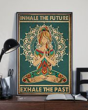Yoga Woman Poster 0041-9992-0000 11x17 Poster lifestyle-poster-2