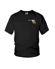 Maryland USA Flag beach chair crab PT Youth T-Shirt thumbnail