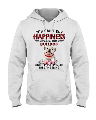 Bulldog but you can raise a bulldog