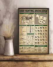 Deer Hunting Knowledge 0038 11x17 Poster lifestyle-poster-3