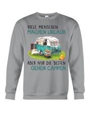 Viele Menschen Machen Urlaub Crewneck Sweatshirt thumbnail
