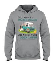 Viele Menschen Machen Urlaub Hooded Sweatshirt thumbnail