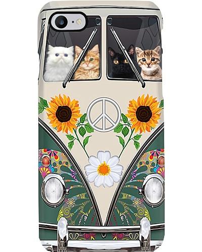 Cat Camping Car