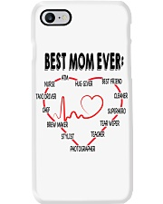 BEST MOM EVER Phone Case thumbnail