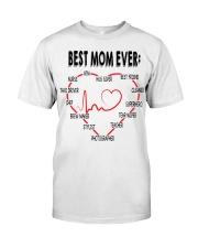 BEST MOM EVER Classic T-Shirt thumbnail
