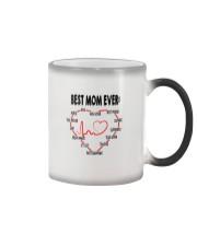 BEST MOM EVER Color Changing Mug thumbnail