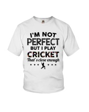 Cricket perfect Youth T-Shirt thumbnail
