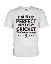 Cricket perfect V-Neck T-Shirt thumbnail