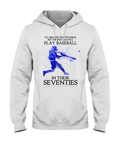 The best man can still play baseball 7x