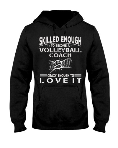 Volleyball-Skill enough coach