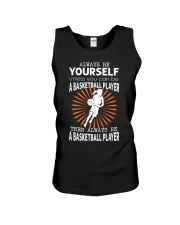 Always Be Yourself - Basketball Unisex Tank tile