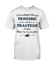 Princesse Mais Ca Va - Tracteur Classic T-Shirt thumbnail