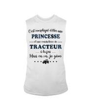Princesse Mais Ca Va - Tracteur Sleeveless Tee thumbnail