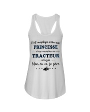 Princesse Mais Ca Va - Tracteur Ladies Flowy Tank thumbnail