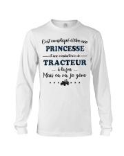 Princesse Mais Ca Va - Tracteur Long Sleeve Tee thumbnail