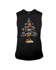 crochet christmas Sleeveless Tee thumbnail