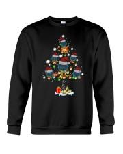 crochet christmas Crewneck Sweatshirt thumbnail