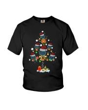 crochet christmas Youth T-Shirt thumbnail