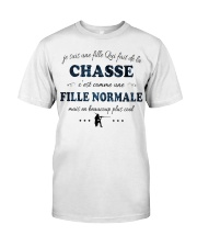 Fille Normale - Chasse Classic T-Shirt thumbnail