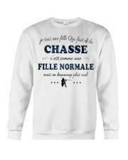 Fille Normale - Chasse Crewneck Sweatshirt thumbnail