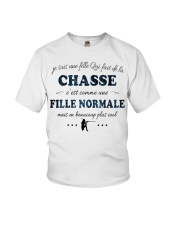 Fille Normale - Chasse Youth T-Shirt thumbnail
