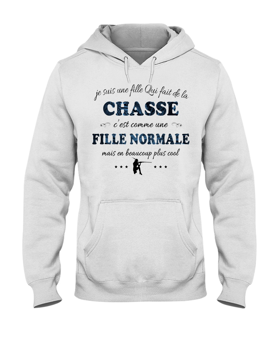 Fille Normale - Chasse Hooded Sweatshirt