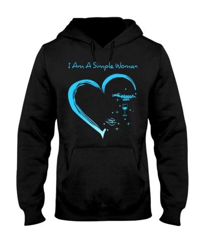 Dragon boat blue heart Ha