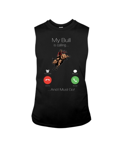 My Bull Calling T-shirt