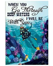 When You Go Through 9992 0012 11x17 Poster front