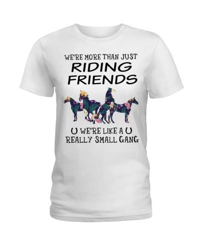 Horse Riding Friends