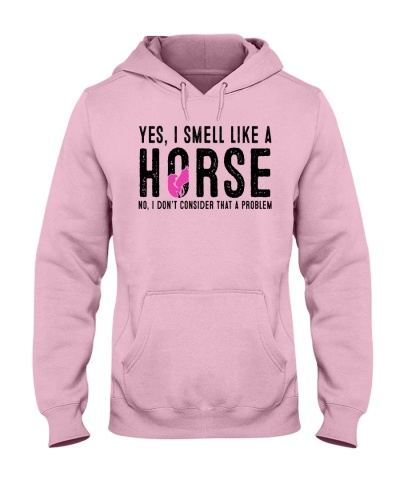Horses smell 9998