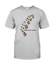 Dog - never walk alone PT Classic T-Shirt thumbnail