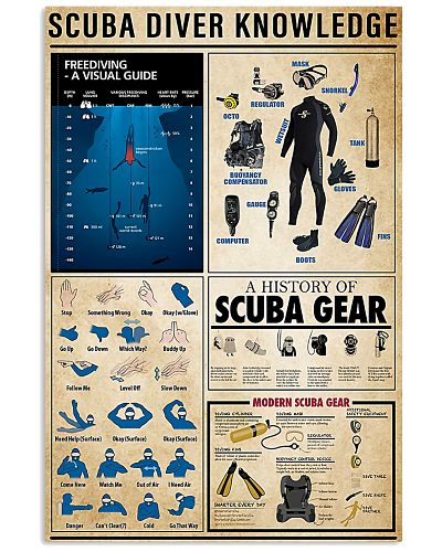 Scuba Diver Knowledge