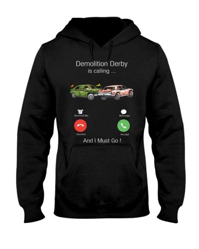 Demolition Derby is calling