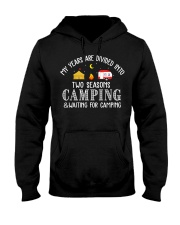 CAMPING GIRL Hooded Sweatshirt front