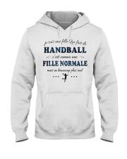 Fille Normale - Handball Hooded Sweatshirt front