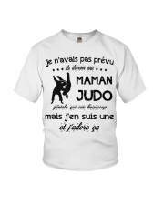 Maman Judo Youth T-Shirt thumbnail