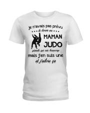 Maman Judo Ladies T-Shirt thumbnail